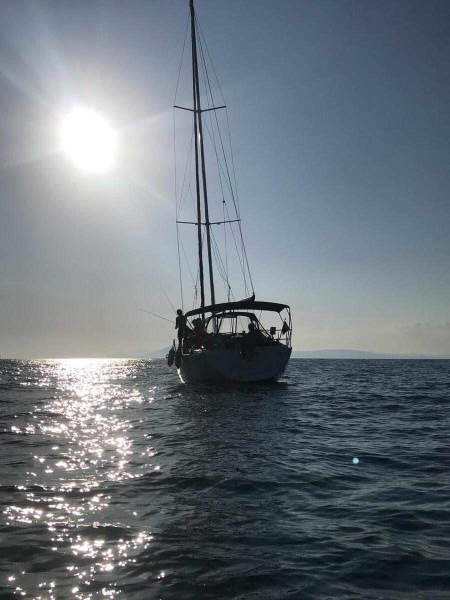 Sun Odyssey 40 (Святой Павел)  - 2