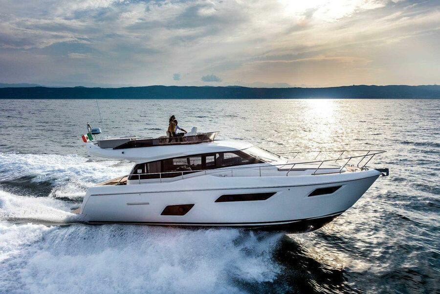 Ferretti Yachts 450 (Lady Esmeralda)  - 0