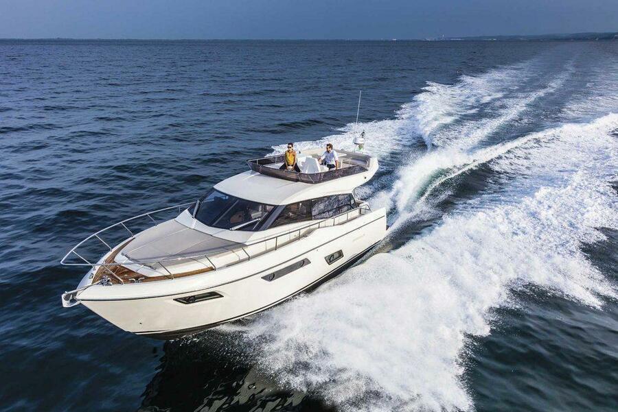 Ferretti Yachts 450 (Lady Esmeralda)  - 1