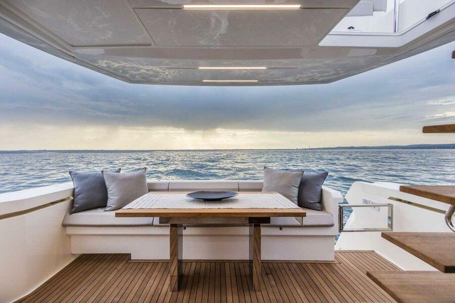 Ferretti Yachts 450 (Lady Esmeralda)  - 4