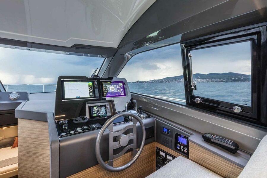 Ferretti Yachts 450 (Lady Esmeralda)  - 6