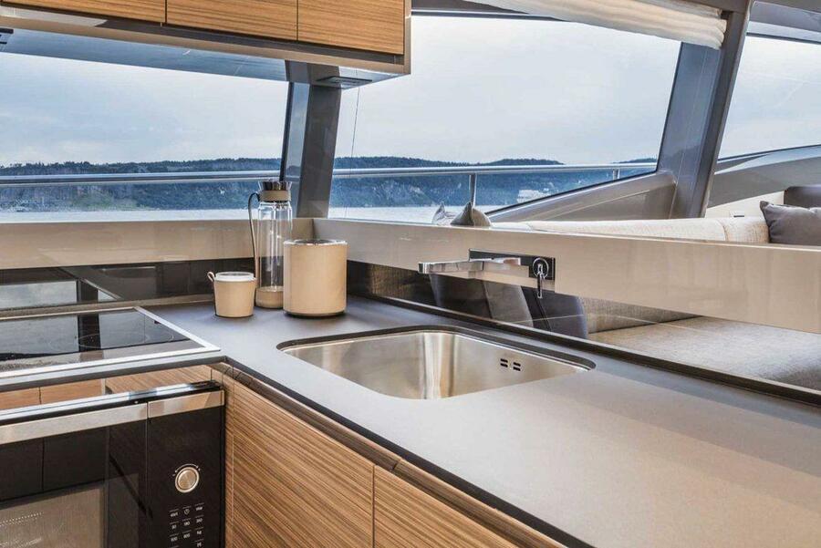 Ferretti Yachts 450 (Lady Esmeralda)  - 7