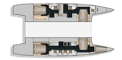 Nautitech 542 (FILOSOF A)  - 2
