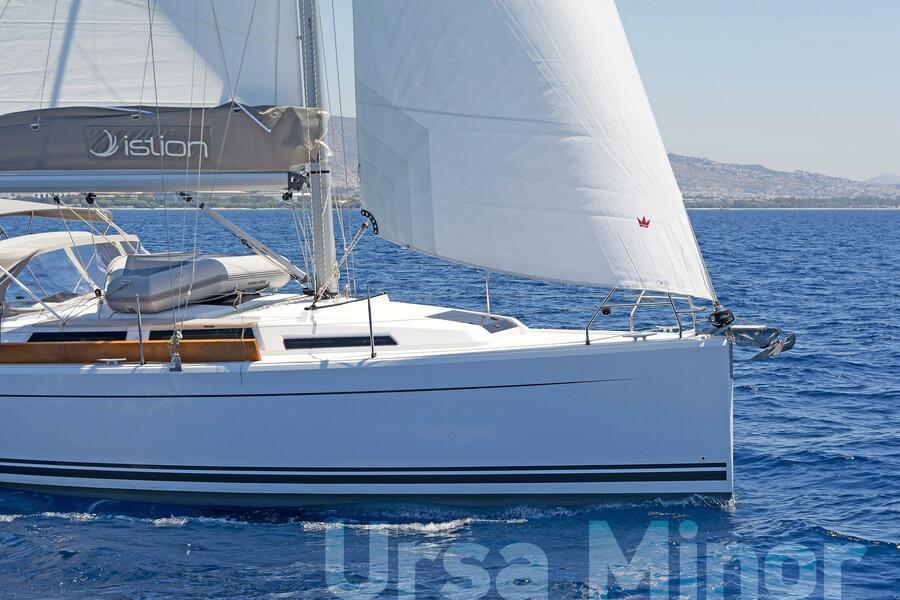 Hanse 345 (TINH TAM)  - 3
