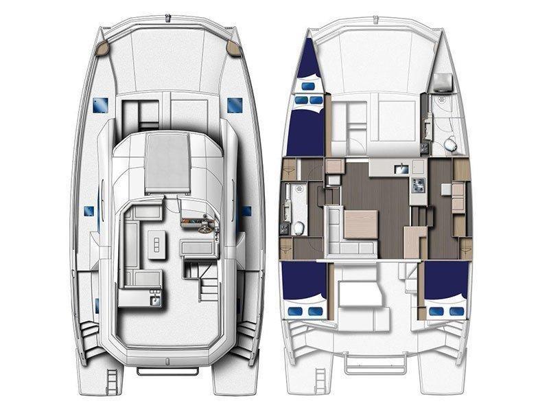 Leopard 43 PC () Plan image - 2