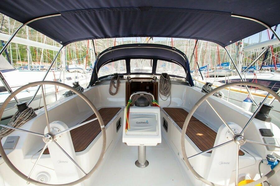 Bavaria Cruiser 41 (Ružica)  - 15