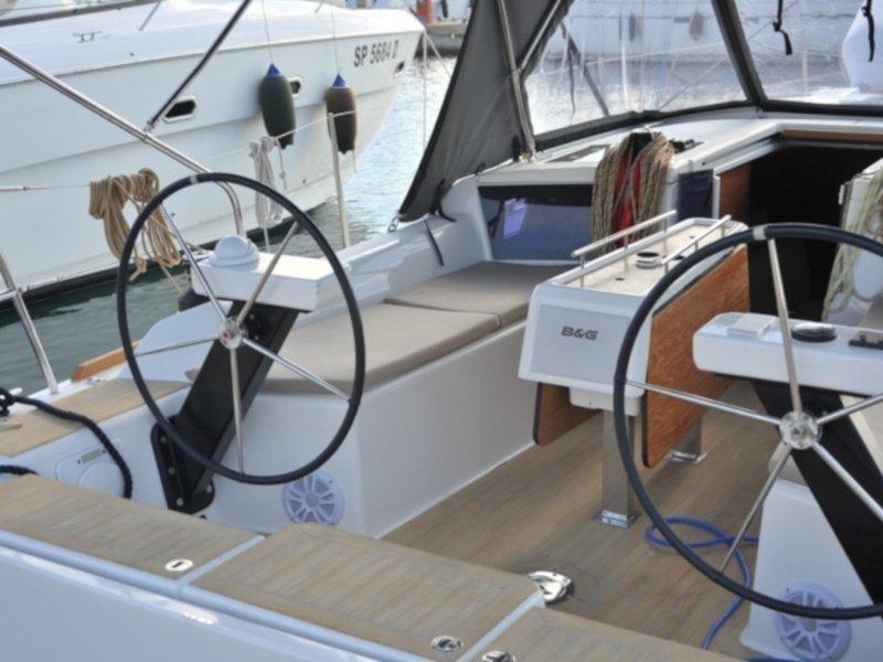 Dufour 360 Grand Large (Tidal Bay)  - 1