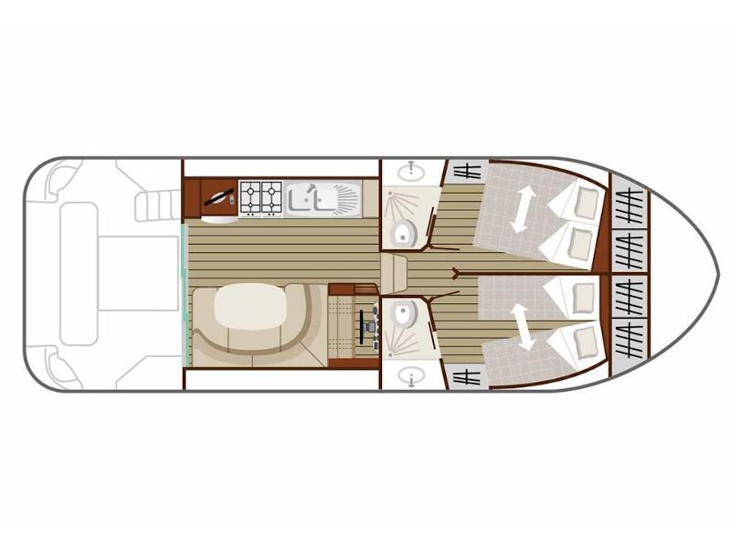 Estivale Quattro B (CASTELNAUDARY FR) Plan image - 4