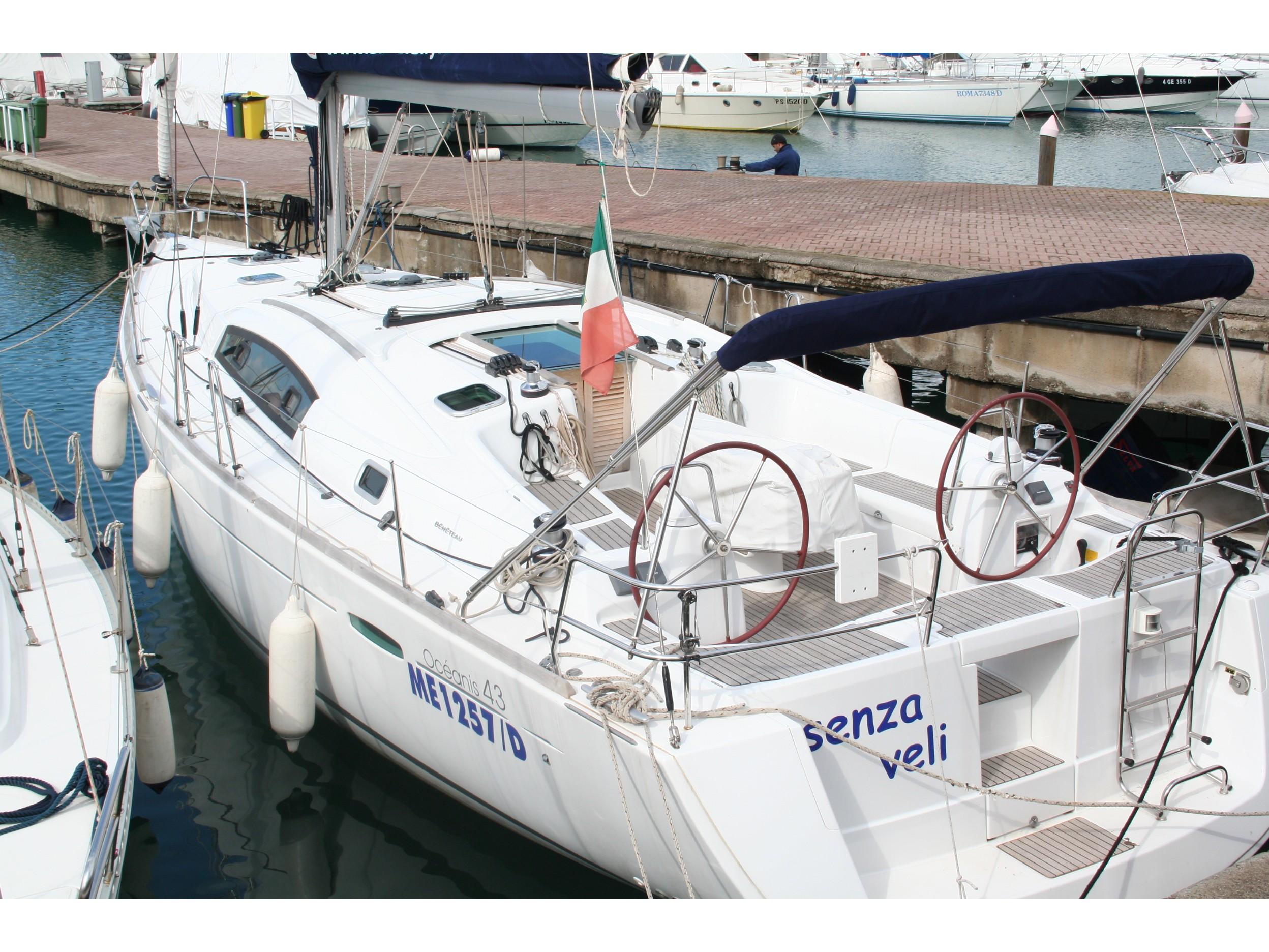 OCEANIS 43 (3 CAB) (ZEPHYRA)  - 0