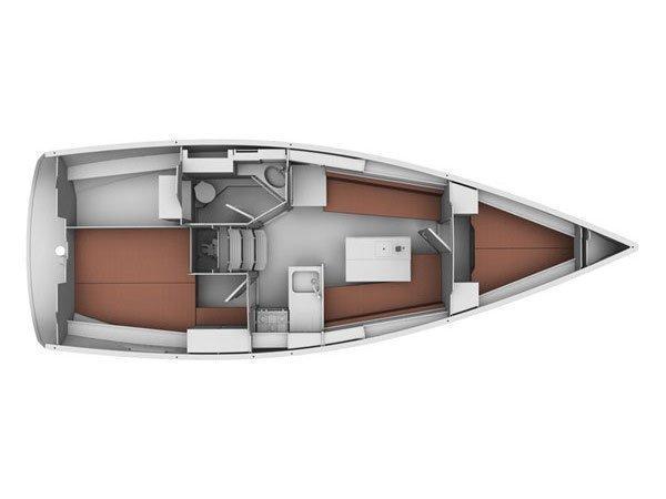 Bavaria 32 Cruiser (STAR CHIARA) Plan image - 11