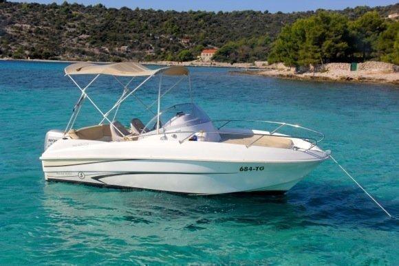Beneteau Flyer 550 Sun deck Trogir, Split riviera - 1