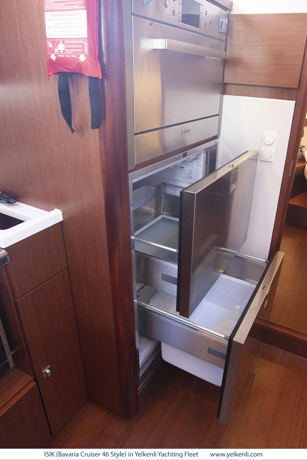 Bavaria Cruiser 46 Style (ISIK) Fridge - 12