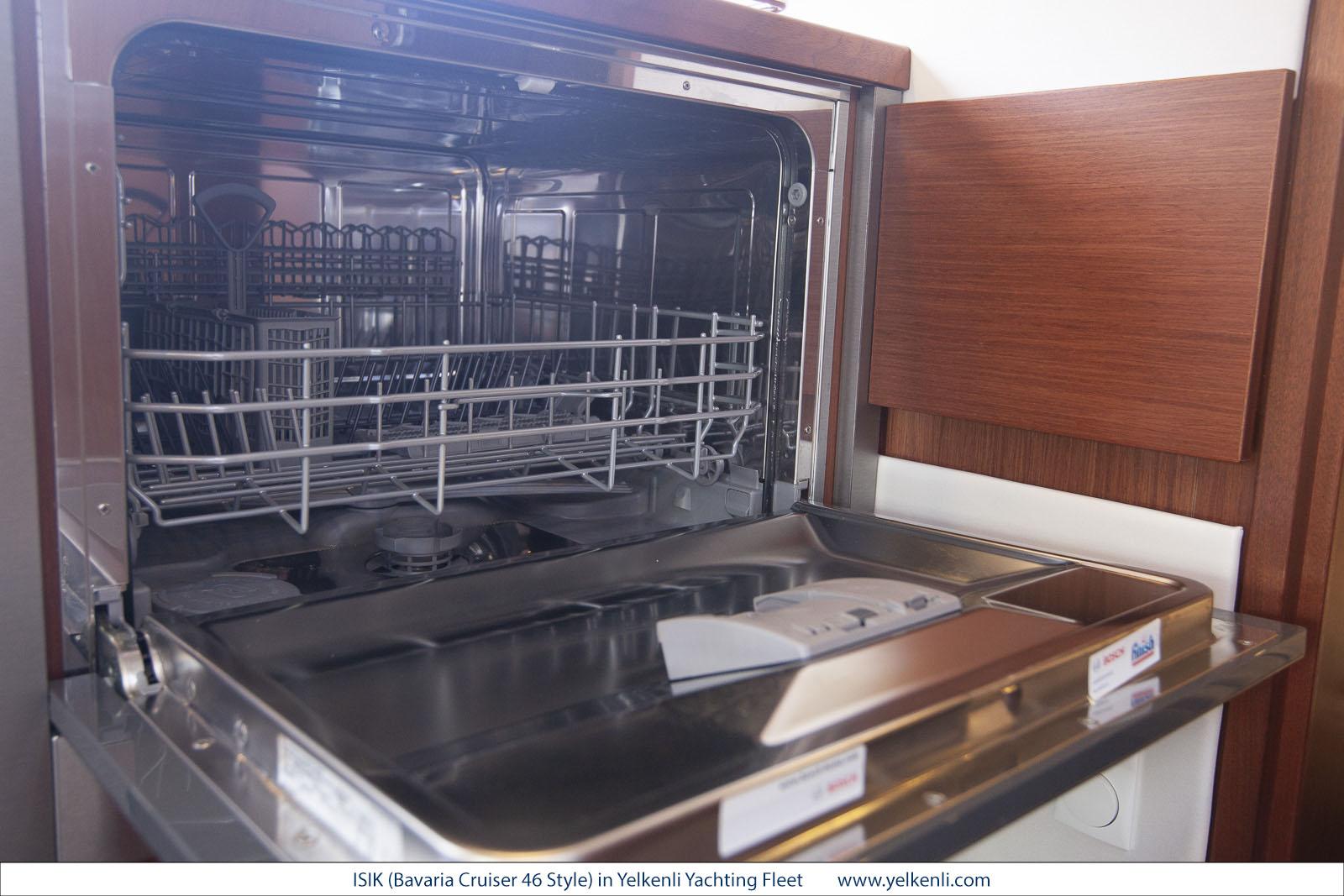 Bavaria Cruiser 46 Style (ISIK) Dish Washer - 4