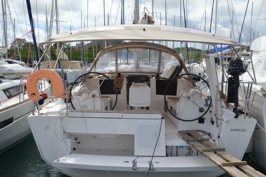 Dufour 412 GL (BARBUDA )  - 0
