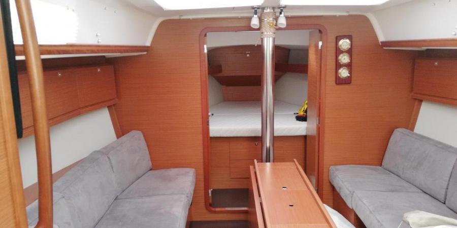 Dufour 382 GL - 3 cab. (Barka)  - 8