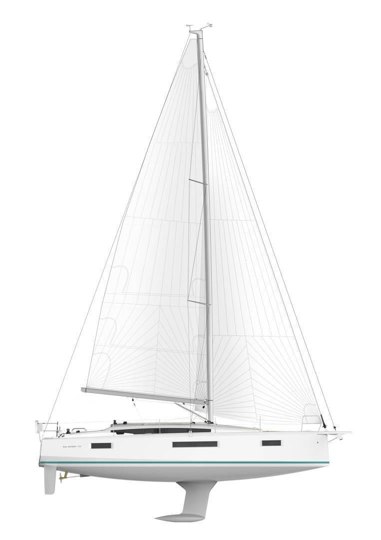 Sun Odyssey 410 - 3 cab. (Mediterranea Belfiore)  - 2