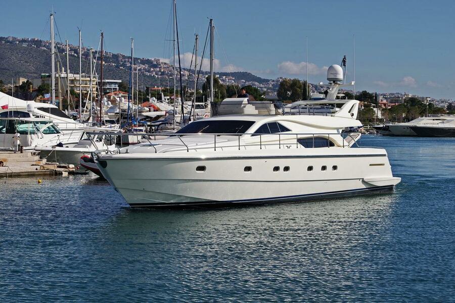 Ferretti Yachts 57 Fly (Palmyra)  - 0