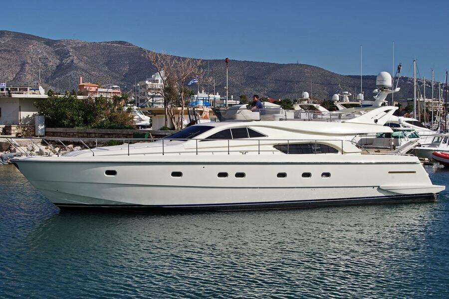 Ferretti Yachts 57 Fly (Palmyra)  - 1
