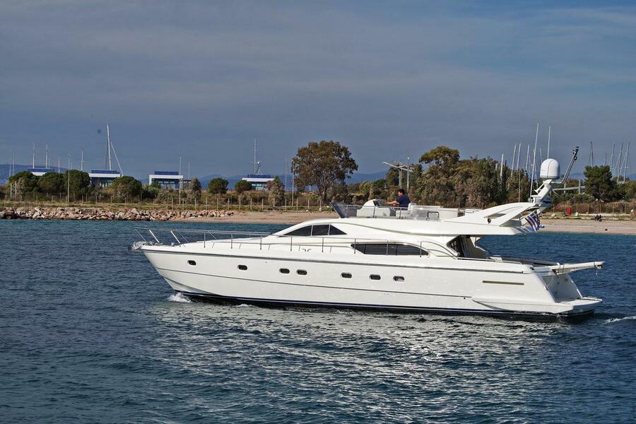 Ferretti Yachts 57 Fly (Palmyra)  - 2