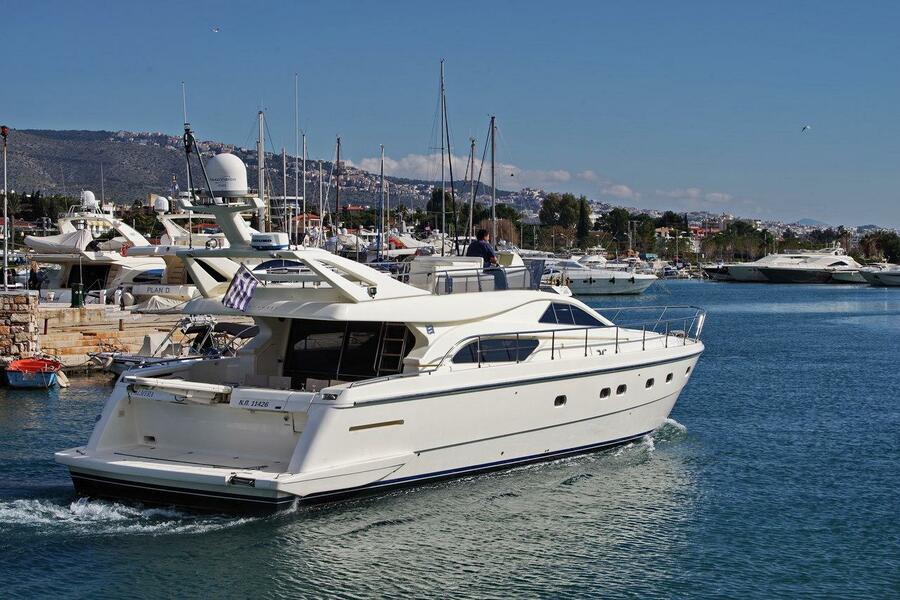 Ferretti Yachts 57 Fly (Palmyra)  - 4
