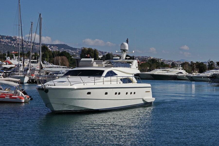Ferretti Yachts 57 Fly (Palmyra)  - 6