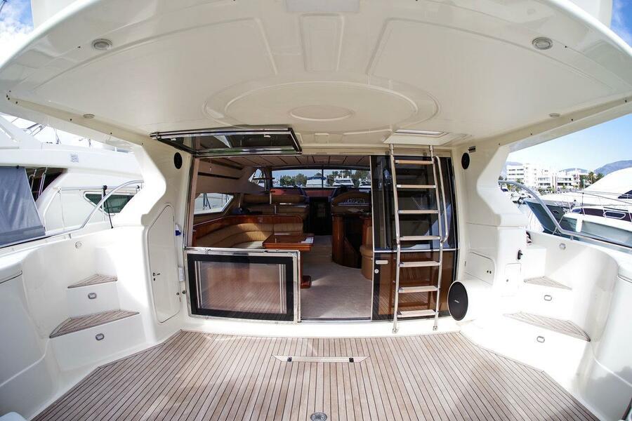 Ferretti Yachts 57 Fly (Palmyra)  - 12