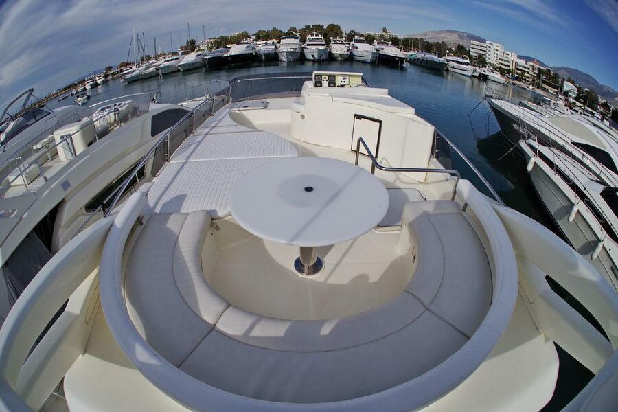 Ferretti Yachts 57 Fly (Palmyra)  - 14
