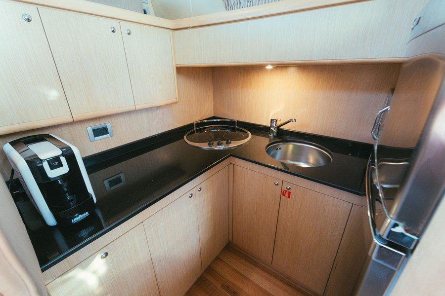 Ferretti Yachts 460i (Bluebell)  - 6