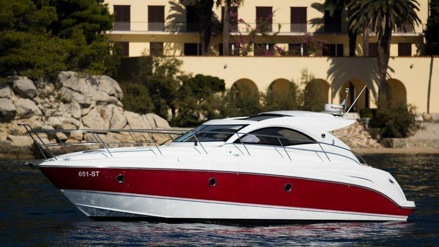 Monte Carlo 37 Hard Top (NN)  - 0
