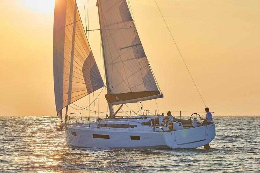 Sun Odyssey 410 - 3 cab. (Sea Breeze)  - 3