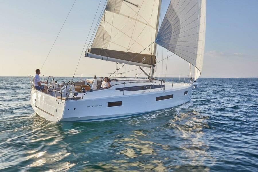 Sun Odyssey 410 - 3 cab. (Sea Breeze)  - 4