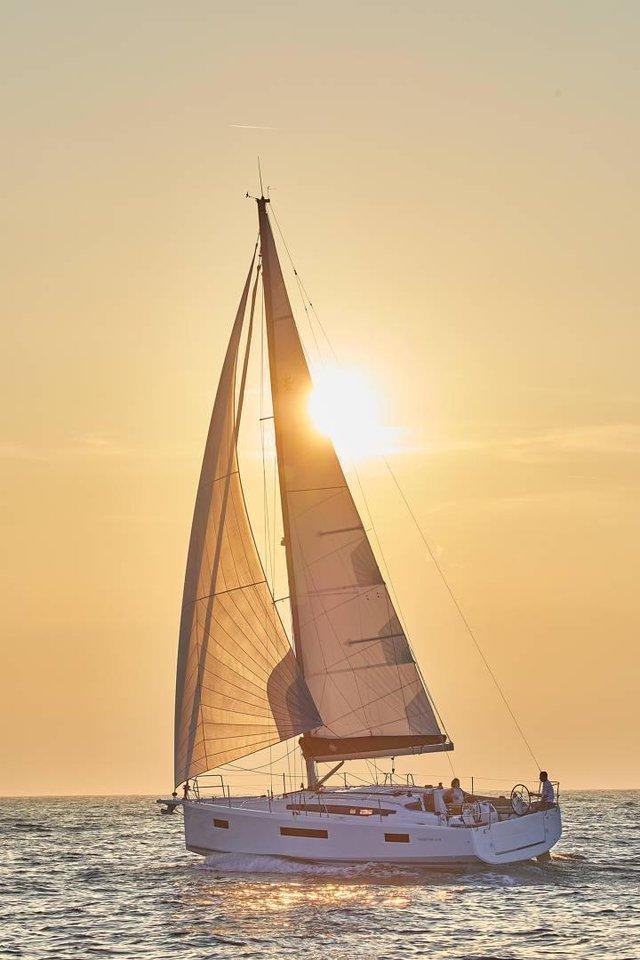 Sun Odyssey 410 - 3 cab. (Sea Breeze)  - 5