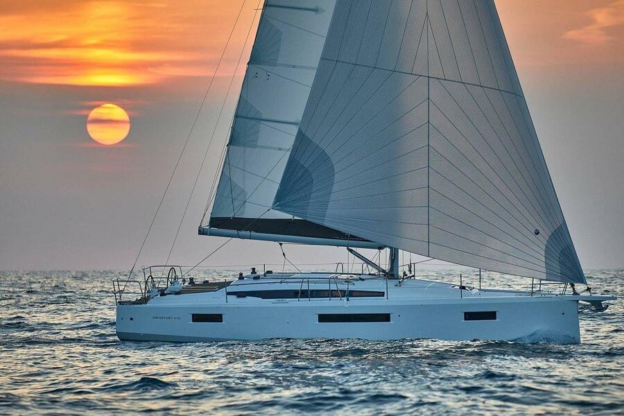 Sun Odyssey 410 - 3 cab. (Sea Breeze)  - 6