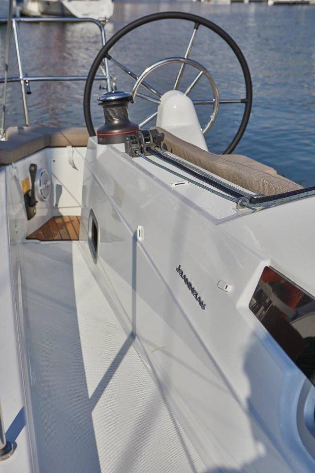 Sun Odyssey 410 - 3 cab. (Sea Breeze)  - 8