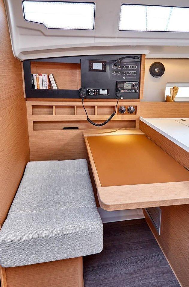 Sun Odyssey 410 - 3 cab. (Sea Breeze)  - 13