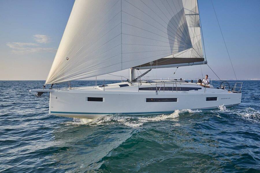 Sun Odyssey 410 - 3 cab. (Sea Breeze)  - 14