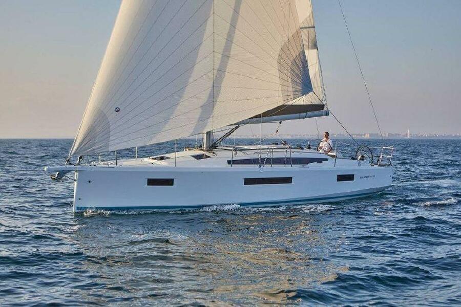 Sun Odyssey 410 - 3 cab. (Sea Breeze)  - 0