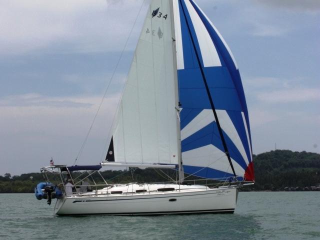 Bavaria 34 Cruiser (Little Eva)  - 0