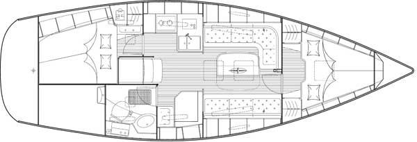 Bavaria 34 Cruiser (Little Eva)  - 10