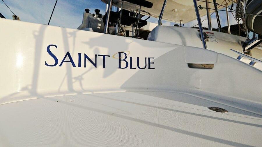 SAINT BLUE - 1