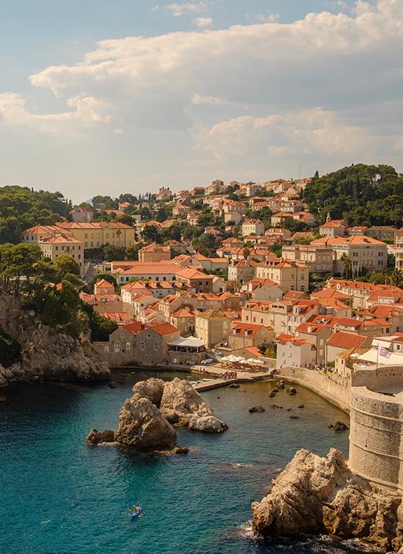 Хорватия cruise main