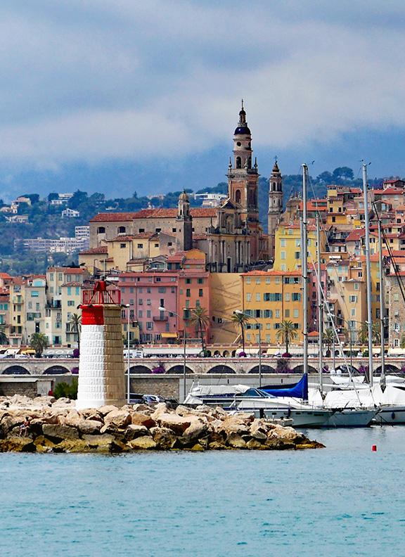 Франция cruise main