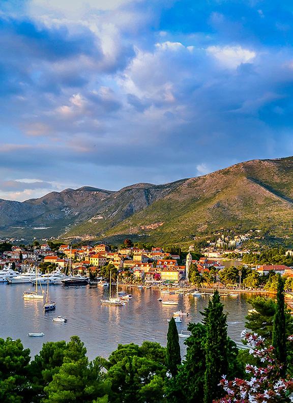 Черногория cruise main