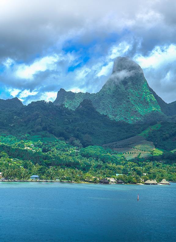 Полинезия cruise main