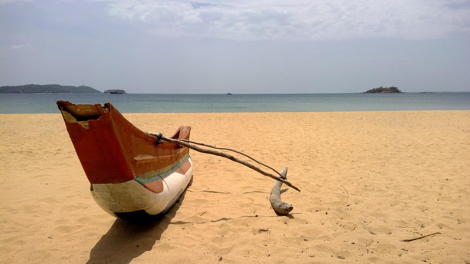 Яхтенные криузы на Шри-Ланка