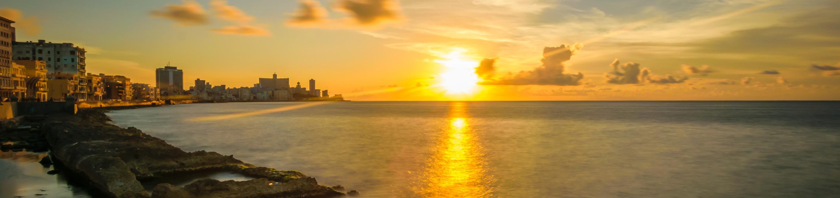 Морской круиз на Кубе