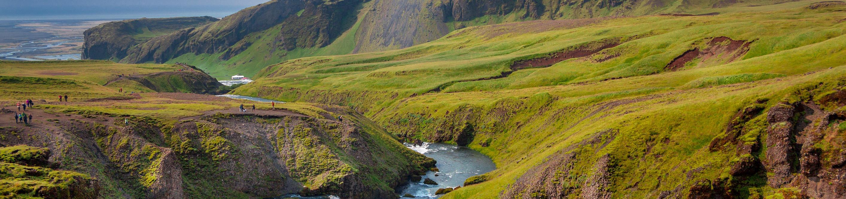 Морской криуз по Исландии
