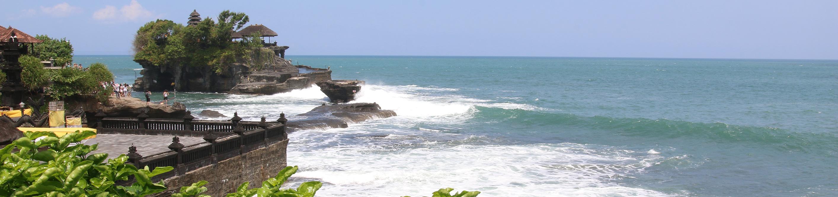 Морской круиз в Индонезии