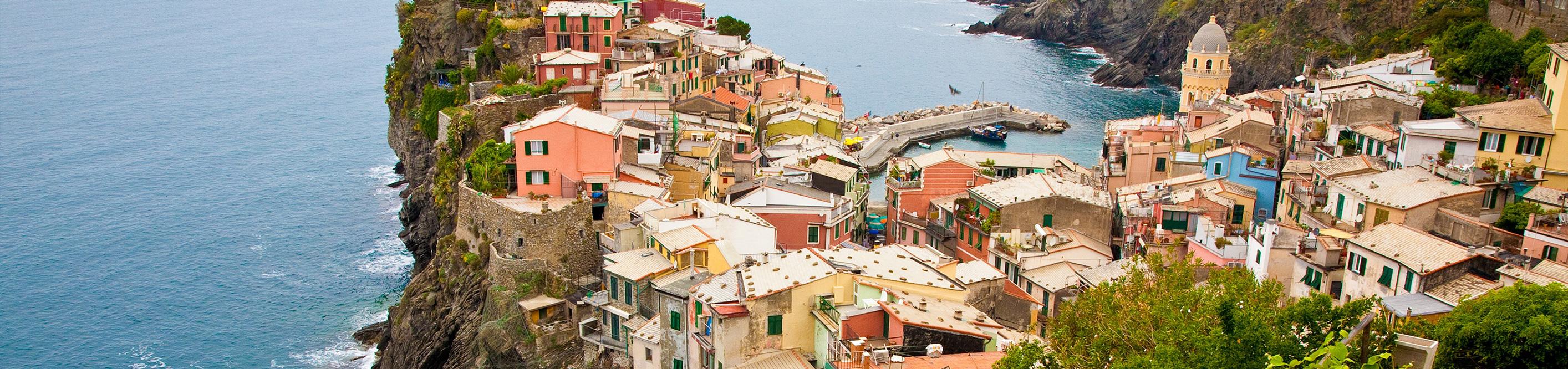 Морской круиз в Италии