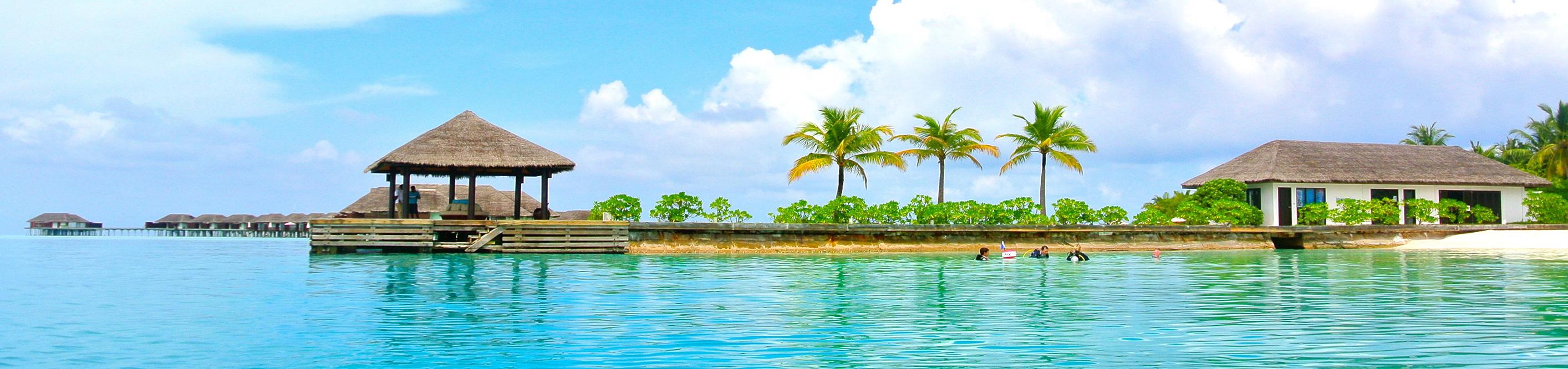 Морской круиз на Мальдивы